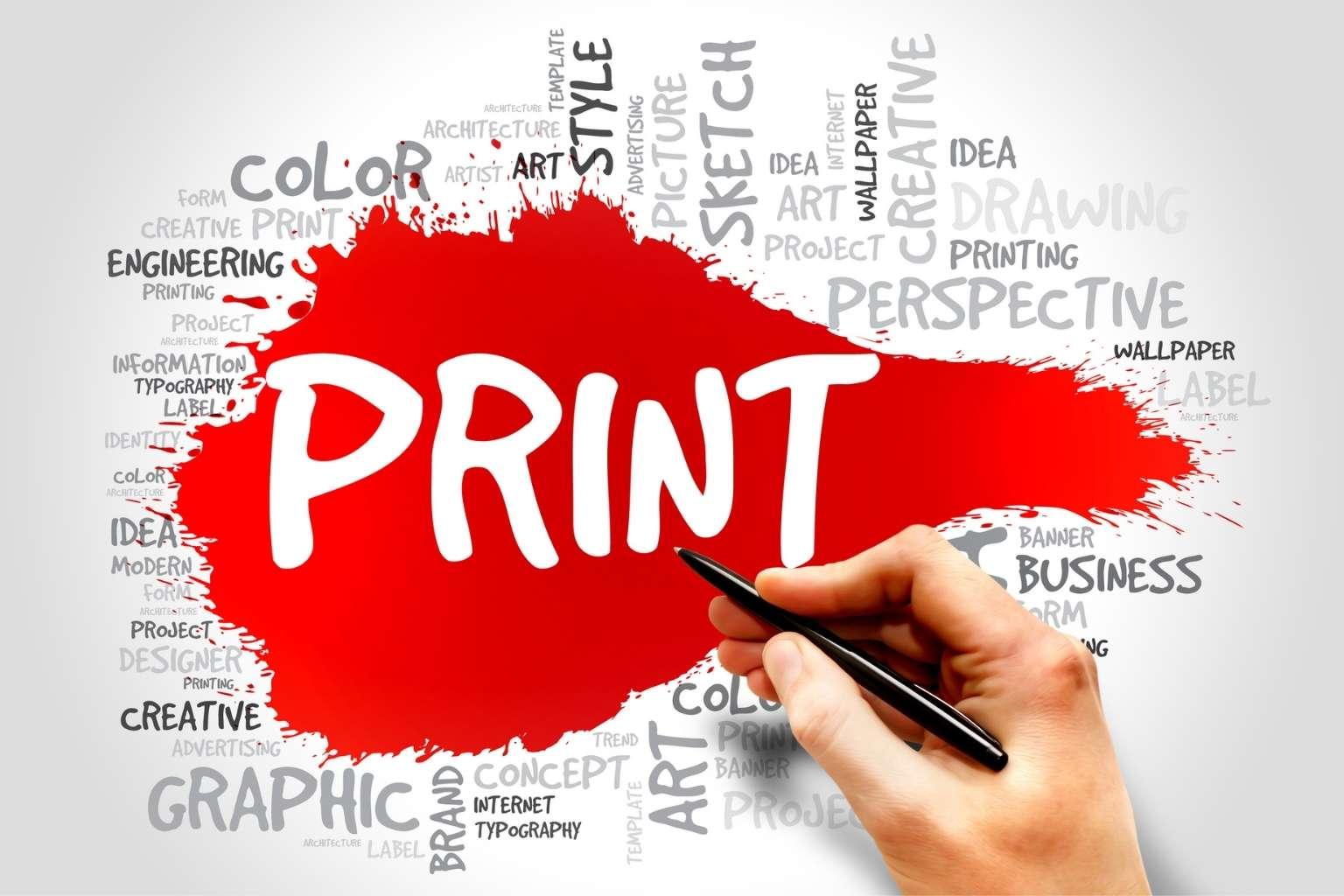 Printing Service - Dallas